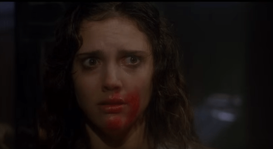 Ashley Laurence in Hellraiser