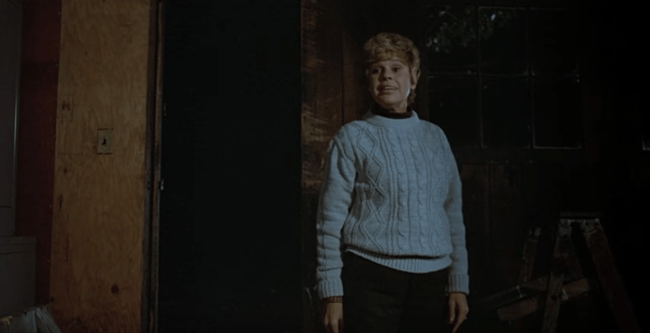 Betsy Palmer in Friday the 13th