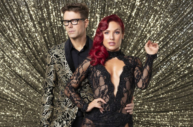 Bobby Bones and Sharna Burgess