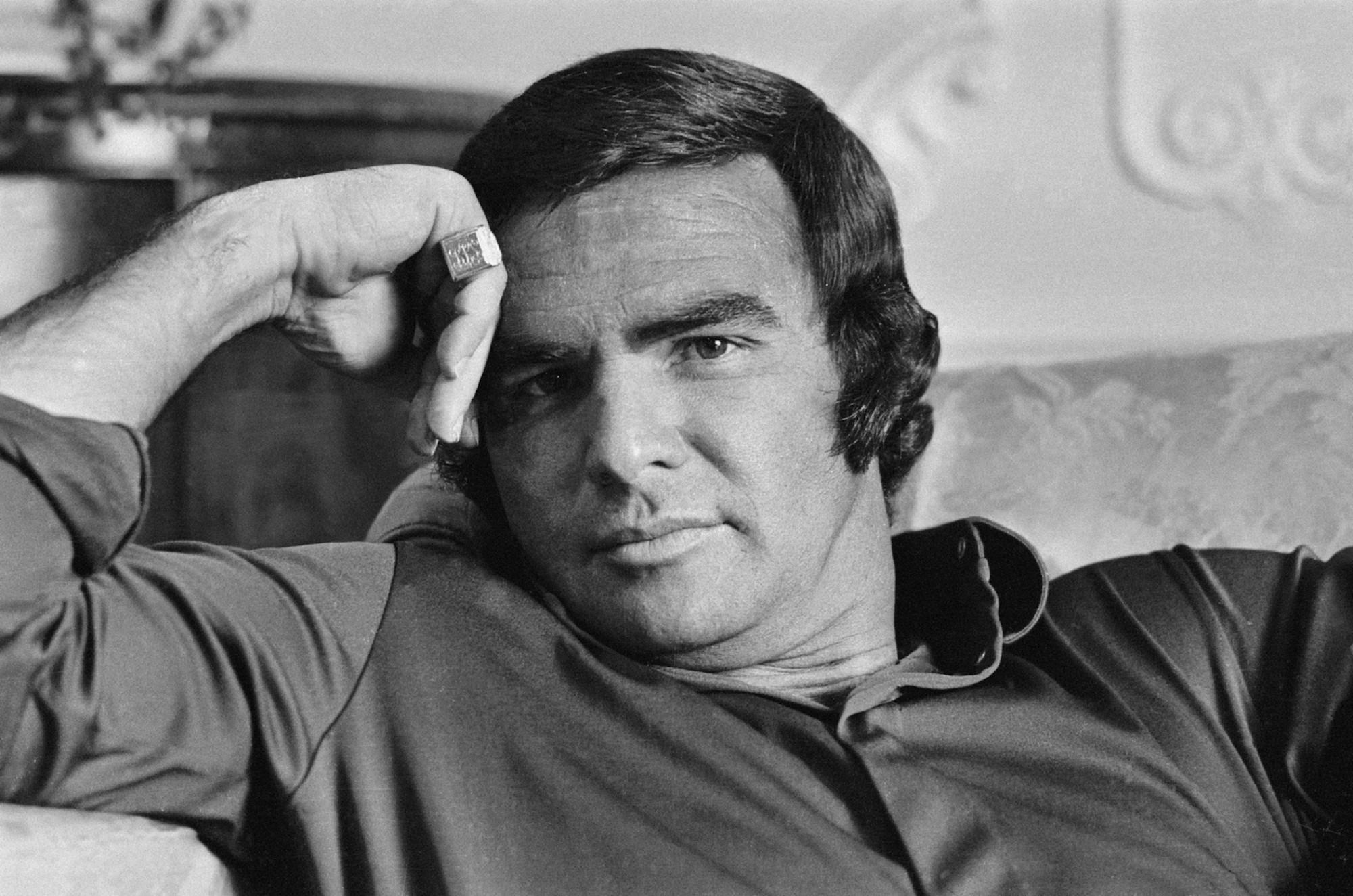 Burt Reynolds in 1972