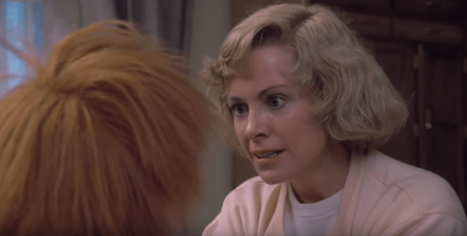 Catherine Hicks in Child's Play