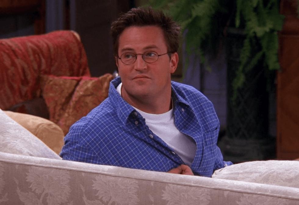 Chandler on Friends