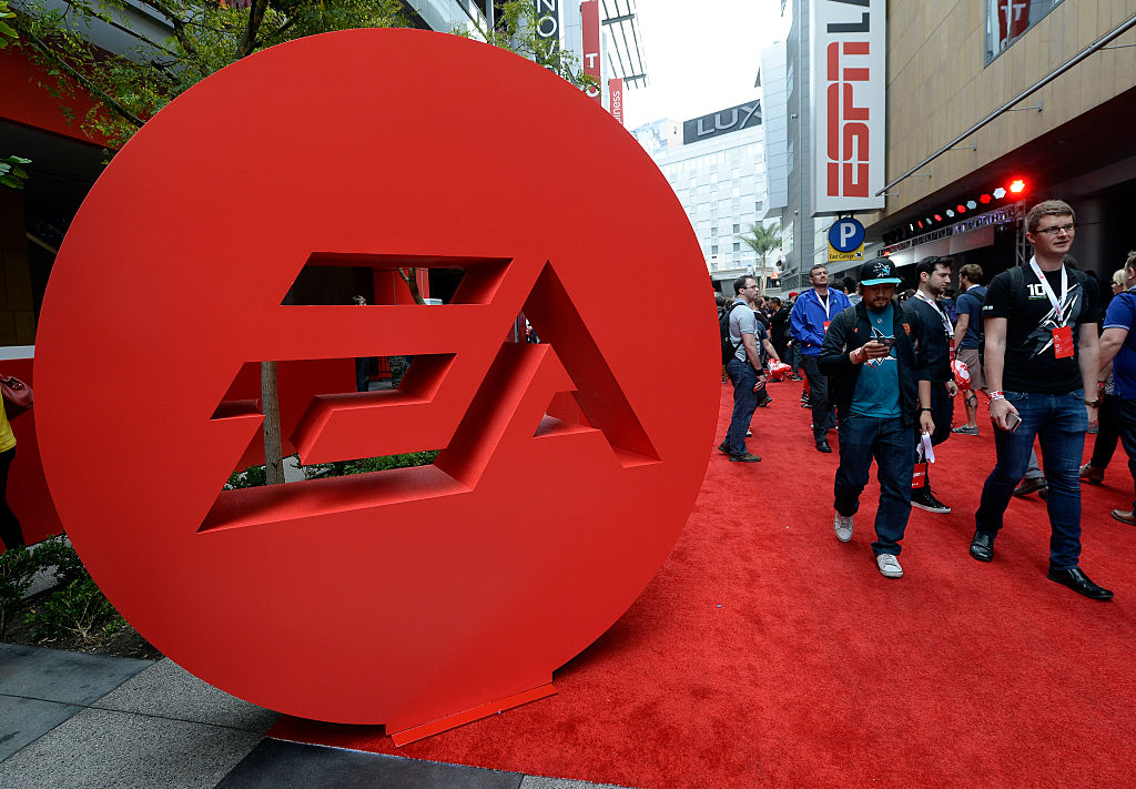 Electronic Arts (EA) is one of the companies that changed names in its history
