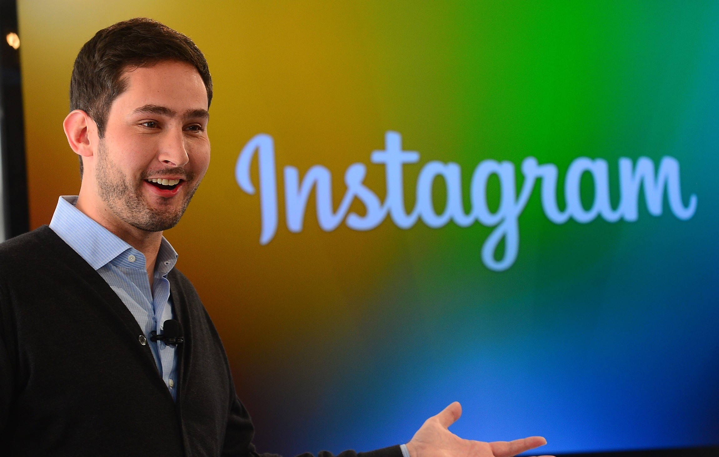Kevin Systrom changed Burbn to Instagram