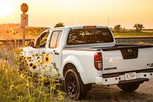 What's New in the Nissan Frontier Pickup for the 2019 Model Year