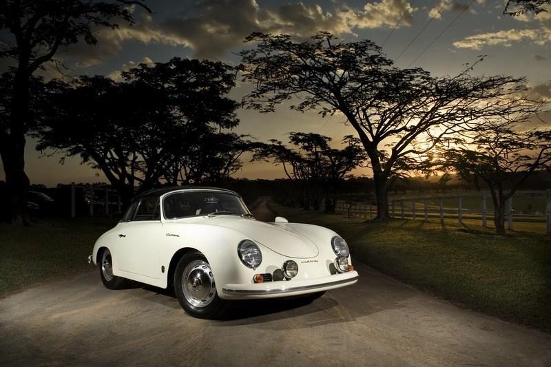 Porsche 356 Carrera Cabriolet