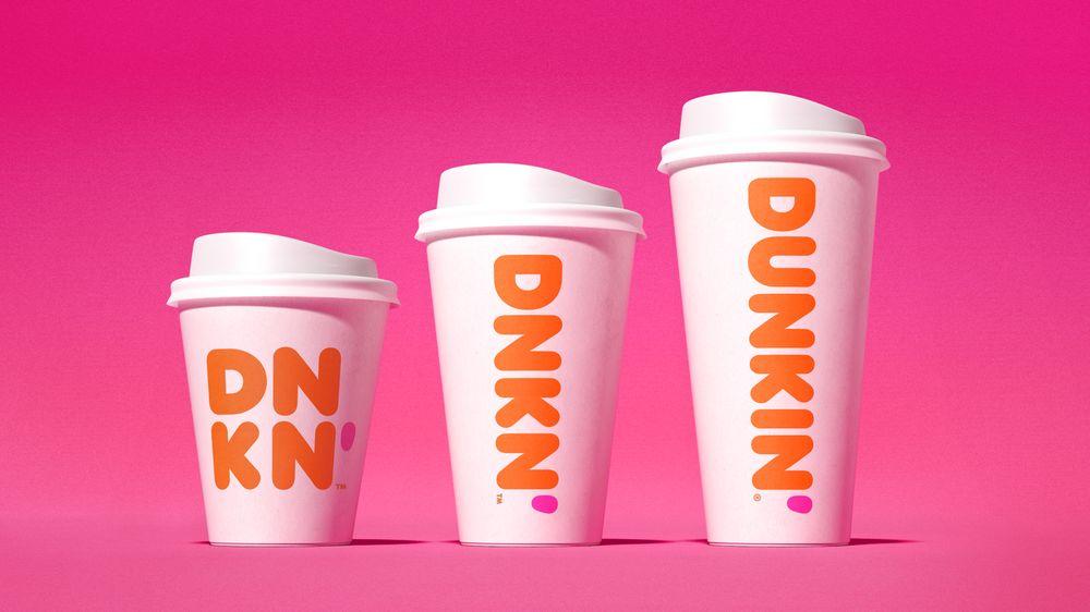 Dunkin Cups
