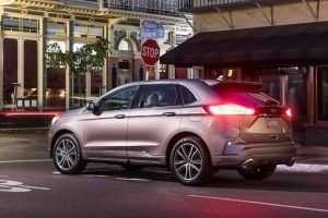 What the Revamped Ford Edge and New ST Model Offer for 2019