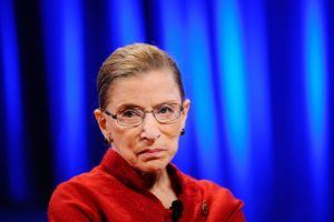 30 Legendary Photos Of The Notorious Ruth Bader Ginsburg