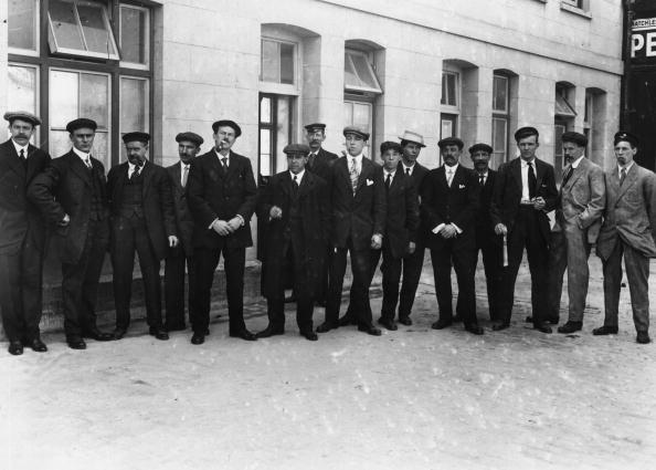 Titanic crewmen