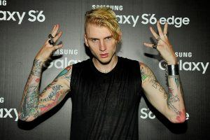 How Machine Gun Kelly Got His Name and Why His Feud with Eminem Might Be His Greatest Career Move Yet