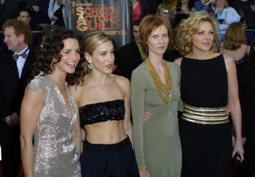 Stars of Sex and the City