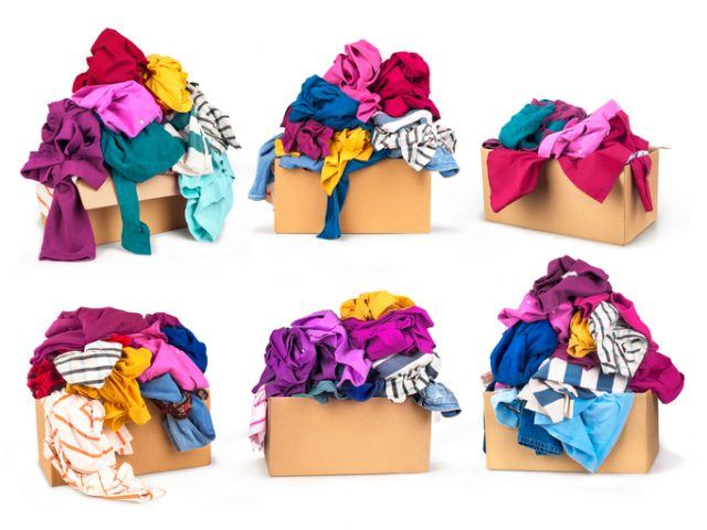 Clothing boxes