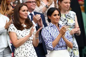 Are Kate Middleton and Meghan Markle in a Fight Right Now?