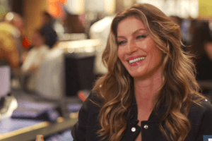 How Was Gisele Bundchen Discovered?