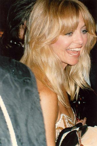 Goldie Hawn at the 1989 Oscars
