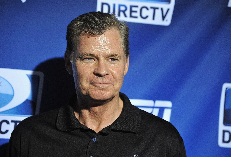 Former ESPN host Dan Patrick