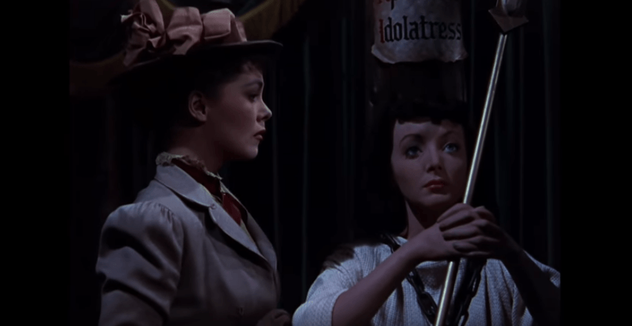 Carolyn Jones In House Of Wax