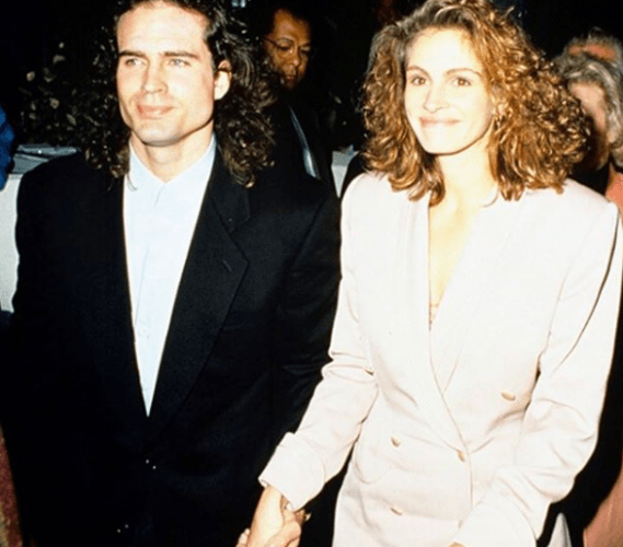 Julia Roberts and Jason Patric