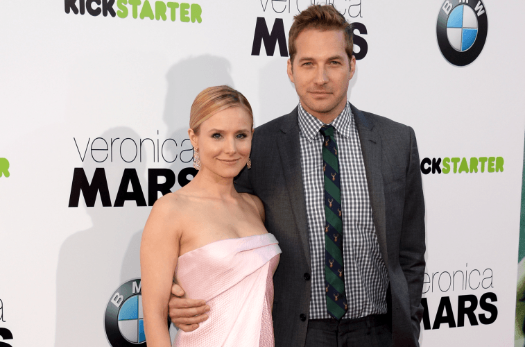 Kristen Bell and Ryan Hansen
