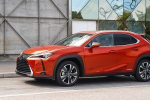 2019 Lexus UX: A Close Look at the First Lexus Subcompact SUV