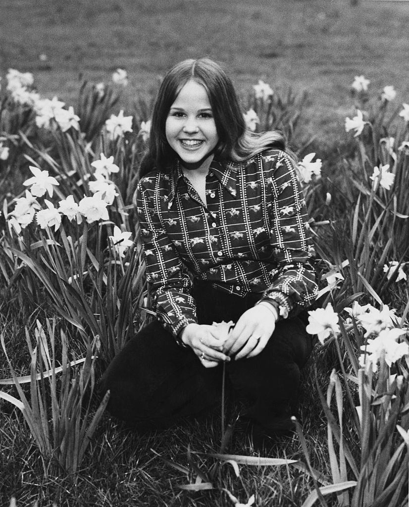 Linda Blair in 1974