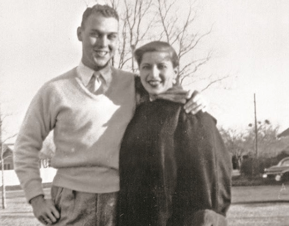 Marty and Ruth