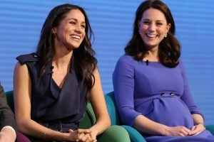 Here's Why Meghan Markle and Kate Middleton Can Wear Shorter Dresses While Pregnant