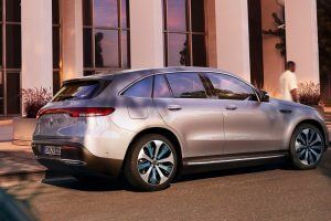 Mercedes-Benz EQC: Here's What the Electric Benz Will Bring