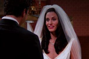 Here's How Many Weddings Were on 'Friends'