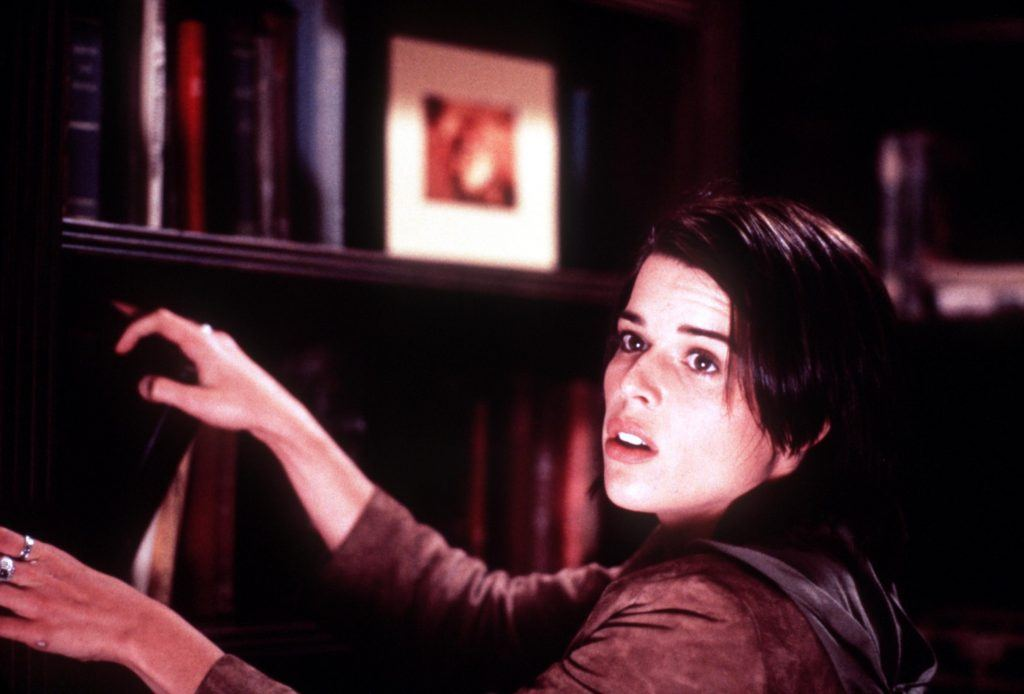 Neve Campbell in Wes Craven's Scream
