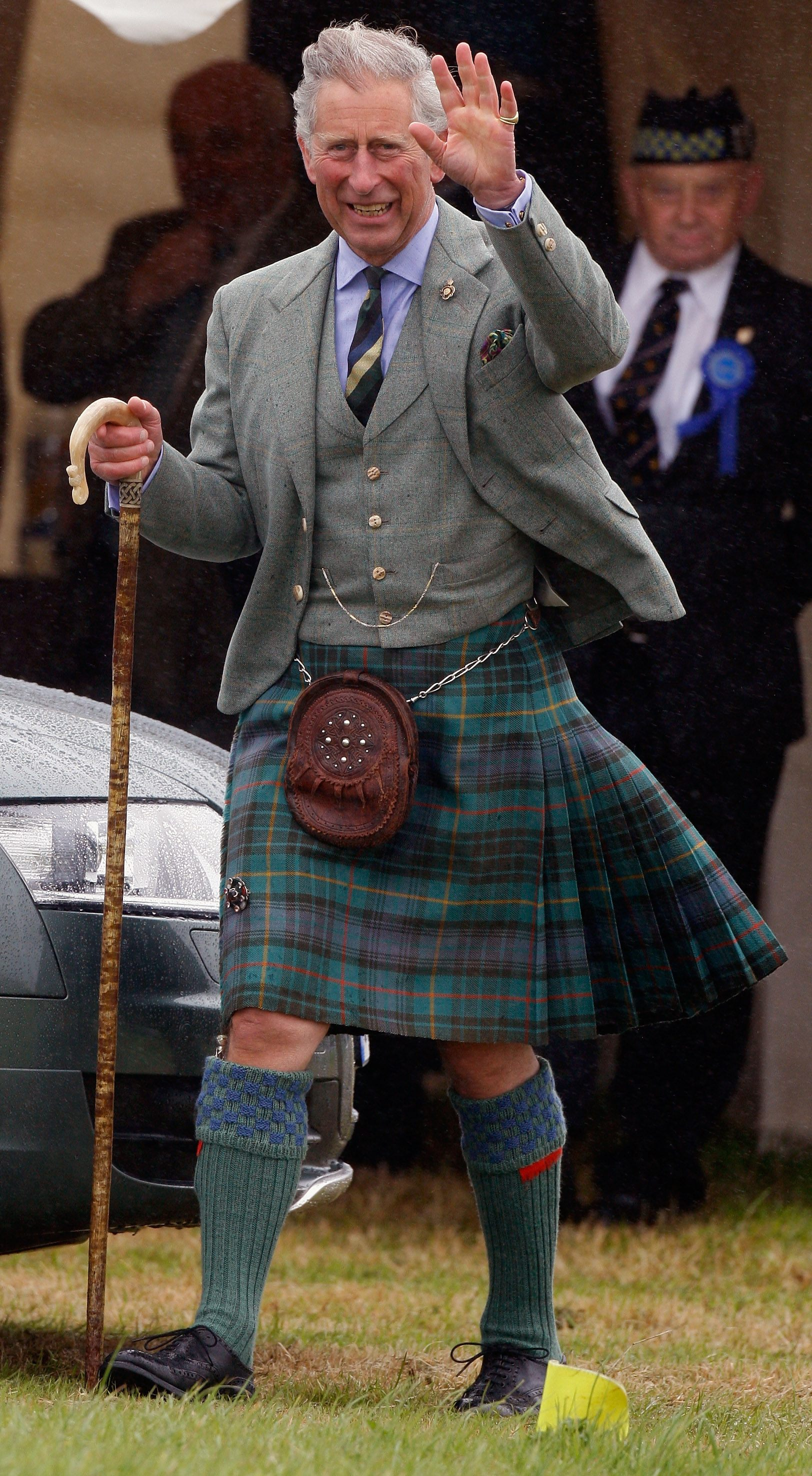 Why Does Prince Charles Wear a Kilt? Royal Family Style