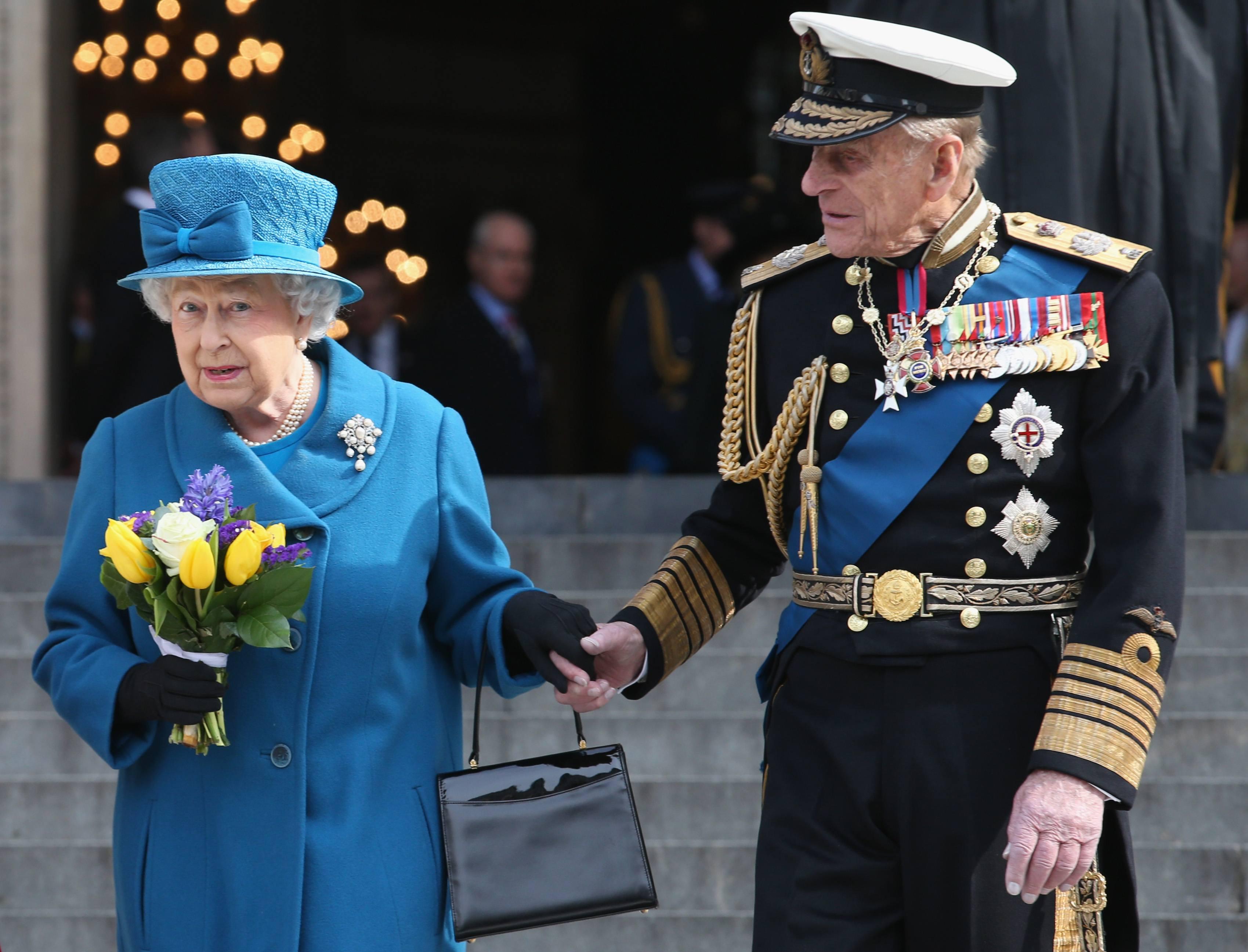 Queen Elizabeth pearls