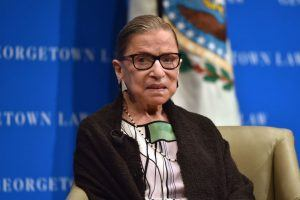 The Real Reason Justice Ruth Bader Ginsburg Is Missing Supreme Court Arguments For The First Time