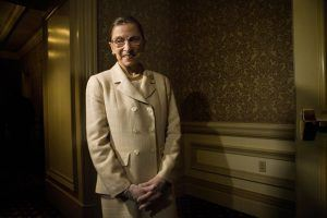 How Long has Ruth Bader Ginsburg Been on the Supreme Court?