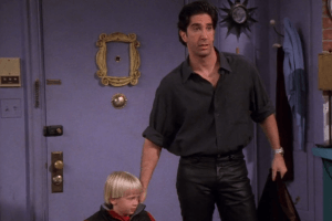 How Many Times Did Ross Get Married on 'Friends' and Who Was He Married To?