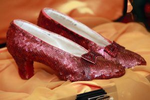 'The Wizard of Oz' Ruby Slippers and 10 Other Most Valuable Pieces of Movie Memorabilia