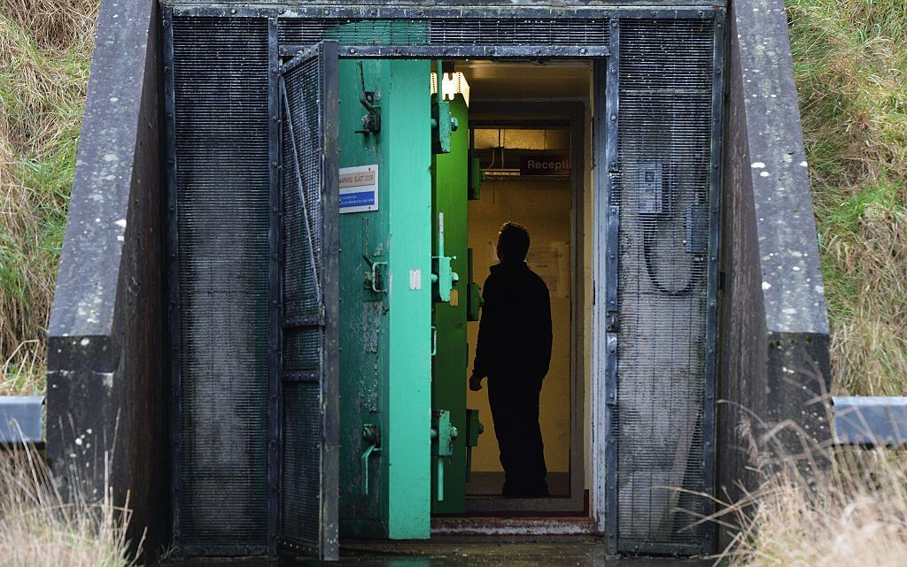 A nuclear bunker owned by Northern Ireland to be sold