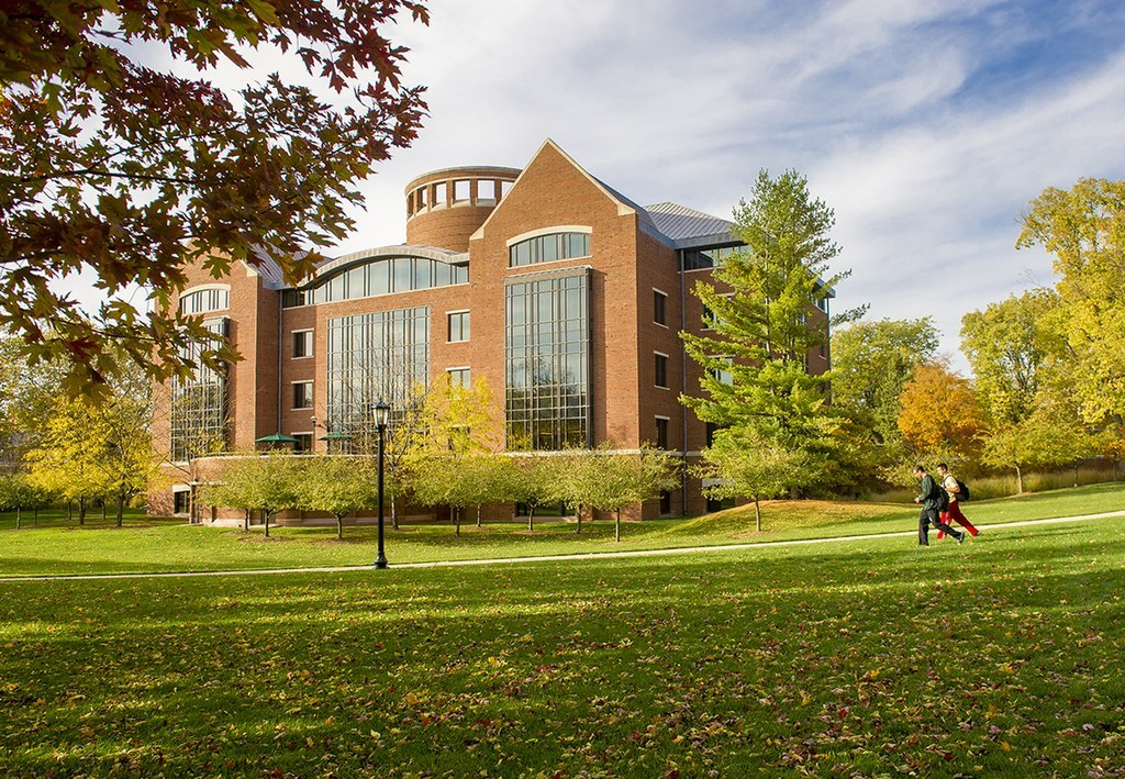 Small colleges Illinois Wesleyan