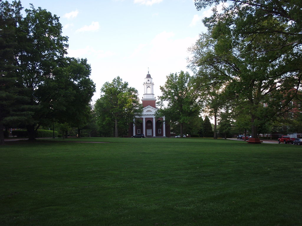Wabash is one of the best small colleges in America