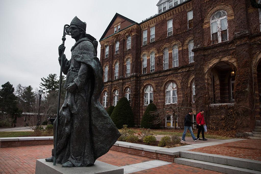 Saint Anselm College, New Hampshire
