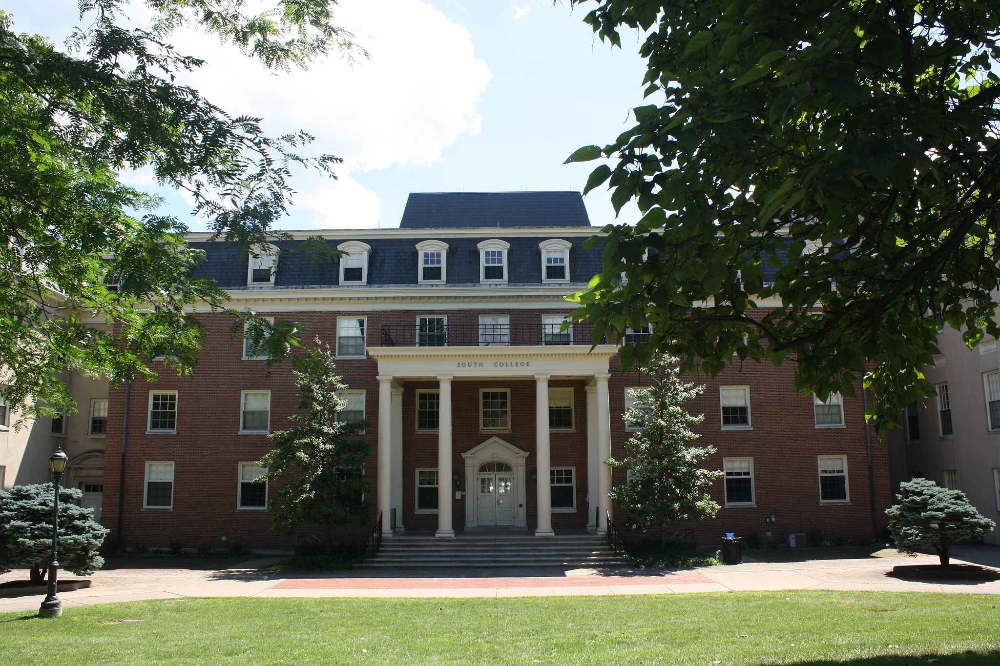Lafayette College is one the small colleges producing big earners.