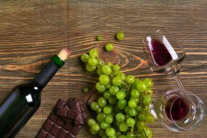 Here's Why Wine and Chocolate Are Actually a Perfectly Healthy Pair