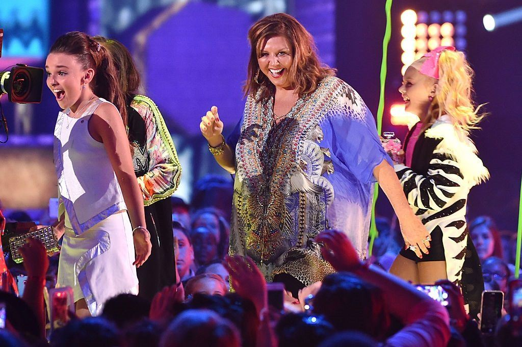 Abby Lee Miller of 'Dance Moms' at the Nickelodeon Kids' Choice Awards