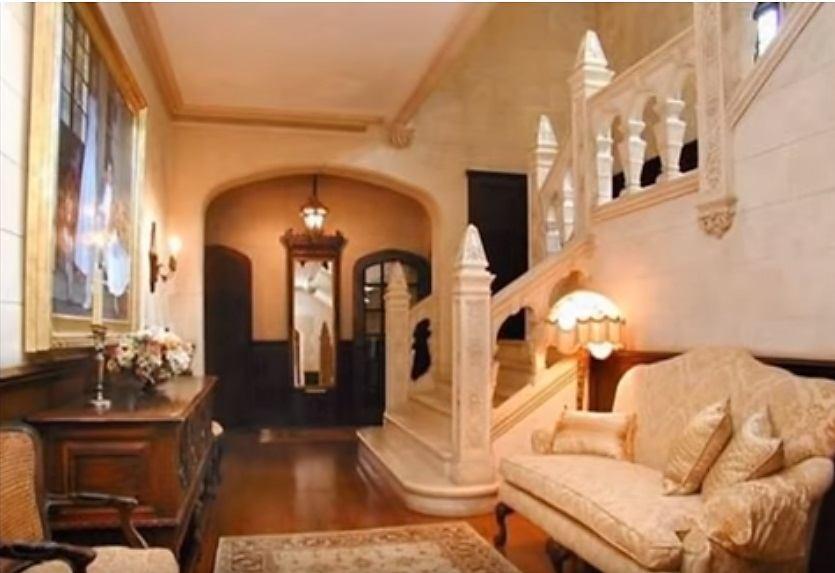 Inside Anderson Cooper's Rye mansion