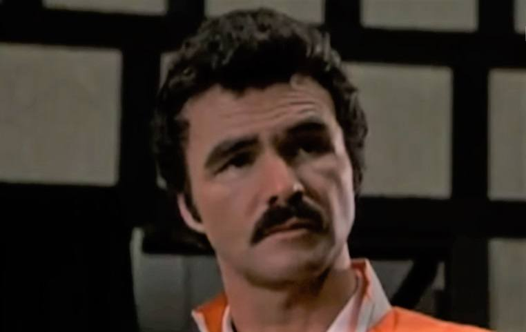 Burt Reynolds in 'Cannonball Run'