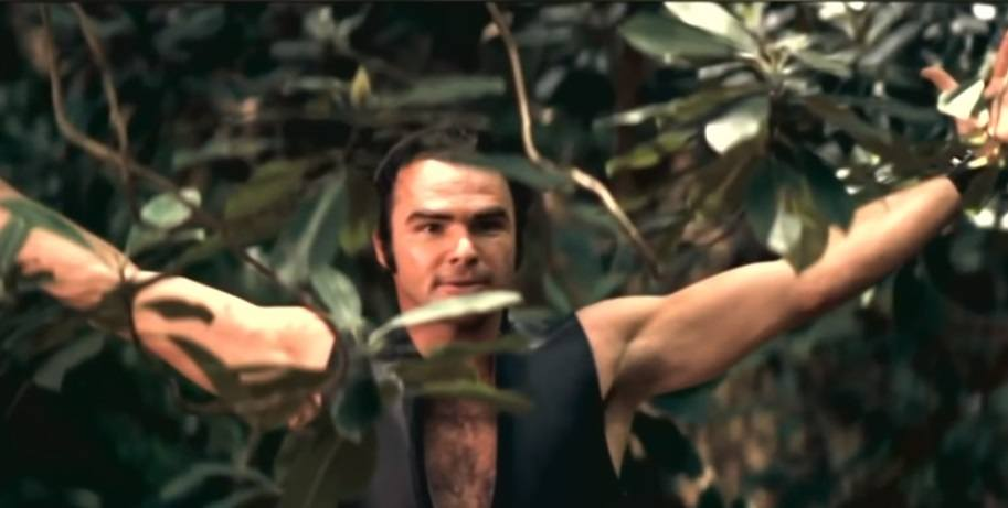 Burt Reynolds in 'Deliverance'