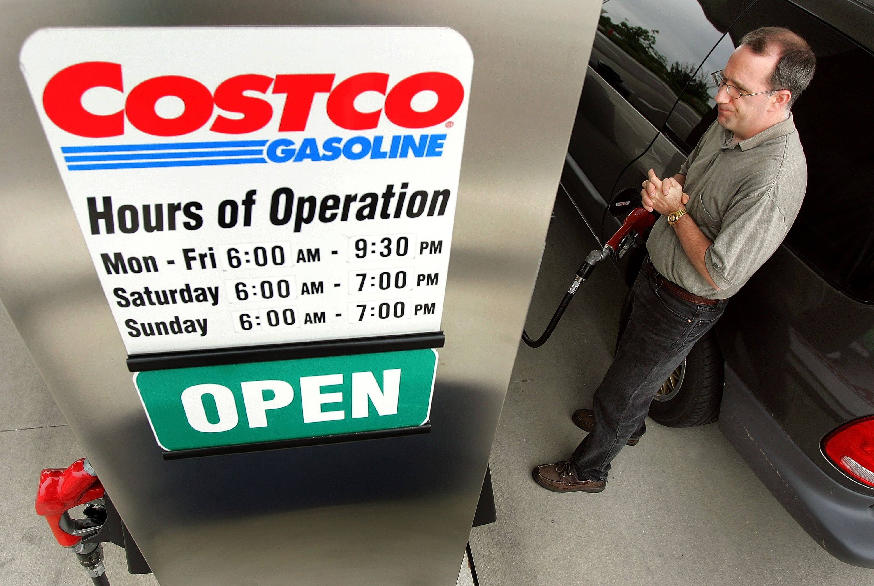 Costo Gas Does Costco Really Have The Cheapest Gas Prices In The Us