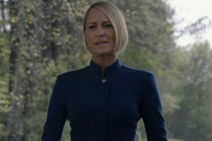 Does 'House of Cards' Teaser Hint Claire Is Behind Frank Underwood's Death?