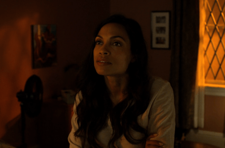 Rosario Dawson as Claire Temple in Luke Cage